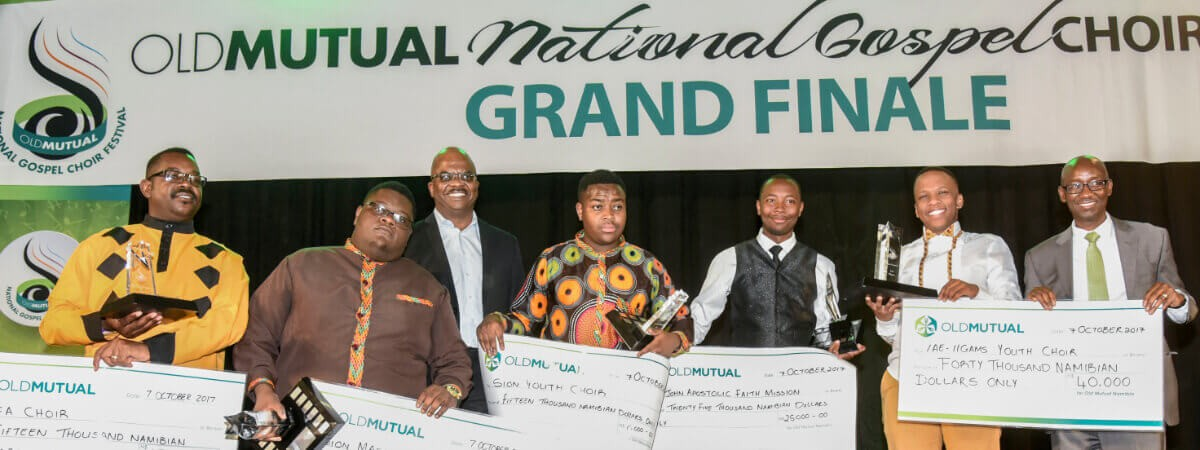 Old Mutual - Do great things - Grand Finale